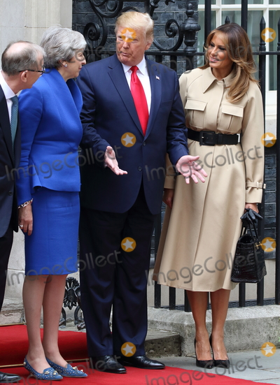 Photos From US President Donald Trump State visit