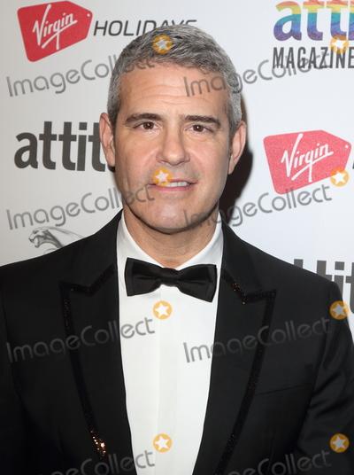 Andy Cohen Photo - London UK Andy Cohen at The Virgin Holidays Attitude Awards at Roundhouse Chalk Farm Road London on Thursday 11 October 2018Ref LMK73-J2746-121018Keith MayhewLandmark MediaWWWLMKMEDIACOM