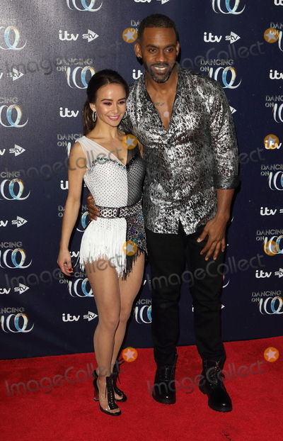 Photos From Dancing On Ice 2018 - red carpet launch