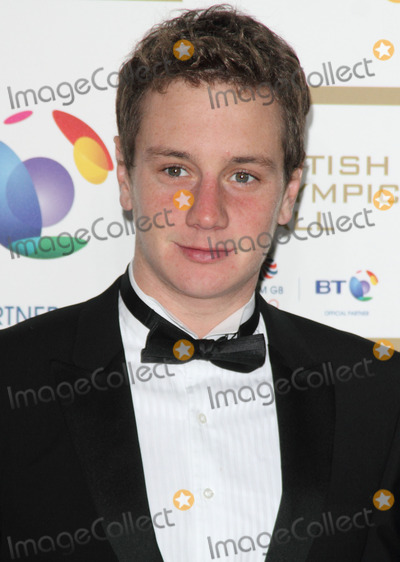 Alistair Brownlee Photo - LondonUK Alistair Brownlee at the  BT British Olympic Ball at the Grosvenor House Hotel Park Lane London 30th November 2012 Keith MayhewLandmark Media