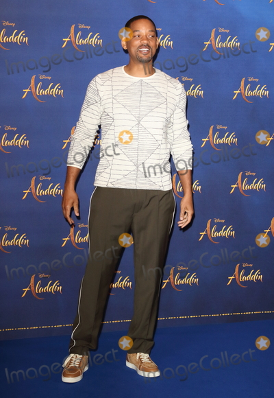 Photos From Aladdin Cast Photocall