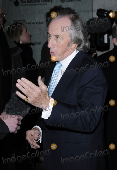 Jackie Stewart Photo - London UK  Sir Jackie Stewart at the Motor Sport Hall Of Fame event held at The Roundhouse in Chalk Farm10 February 2010Can NguyenLandmark Media