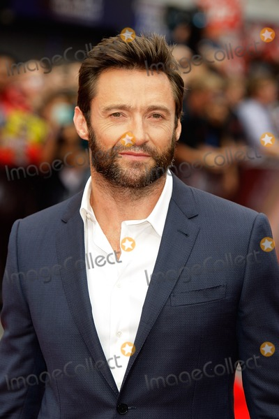 Photo - London UK  160713Hugh Jackman at The UK Premiere of The Wolverine held at the Empire Leicester Square in London16 July 2011Ref LMK12-00000-170713J Adams  Landmark Media WWWLMKMEDIACOM