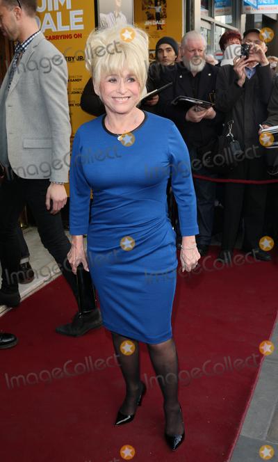 Barbara Windsor Photo - London UK Barbara Windsor at  the Just Jim Dale  press night at Vaudeville Theatre The Strand on Thursday May 28 2015 in London England UK Ref LMK73 -51393-290515KEITH MAYHEWLandmark Media WWWLMKMEDIACOM