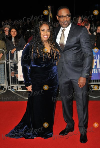 George Tillman Jr Photo - London UK  Angie Thomas and George Tillman Jr  at  the Special Presentation and European Premiere of The Hate U Give  at The 62nd BFI London Film Festival at Cineworld Leicester Square London England UK on Saturday 20 October 2018 Ref  LMK315-S1697-211018Can NguyenLandmark MediaWWWLMKMEDIACOM