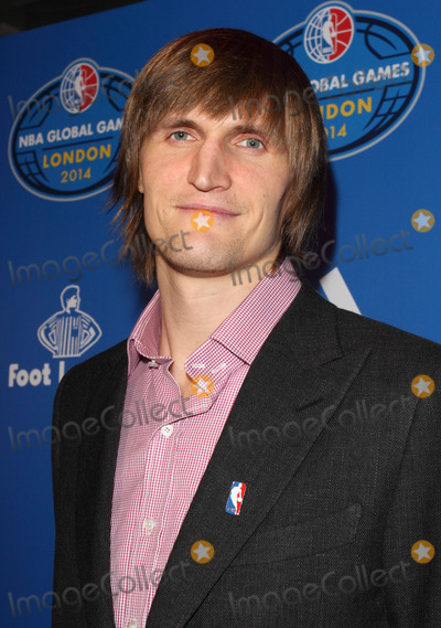Andrei Kirilenko Photo - London UK  Andrei Kirilenko at the NBA Global Games 2014 Tip Off Party at Sushisamba London on 15th January 2014 RefLMK73-46384-160114Keith MayhewLandmark MediaWWWLMKMEDIACOM