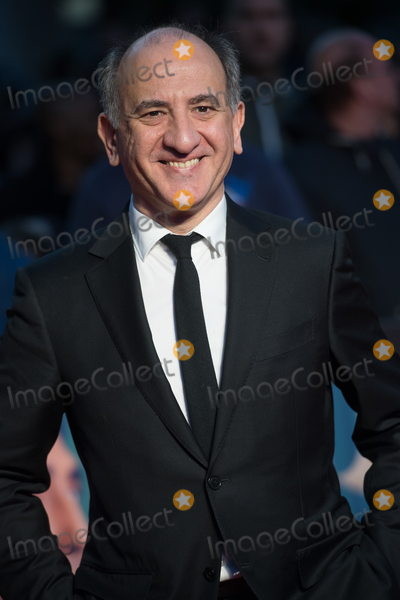 Armando Iannucci Photo - London UK Director Armando Iannucci at The European Premiere of The Personal History of David Copperfield at The 63rd BFI London Film Festival at Odeon Luxe Leicester Square London England UK  Wednesday 2 October 2019  Ref LMK370 -J5534-031019Justin Ng Landmark Media WWWLMKMEDIACOM
