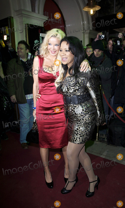 Alicia Duval Photo - London UK Alicia Duvall and guest at Thriller Live Opening Night featuring the songs of Michael Jackson at Lyric Theatre Shaftesbury Avenue in London 21st January 2009Rafe CookLandmark Media2008