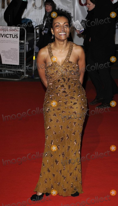 Adjoa Andoh Photo - LondonUK  Adjoa Andoh at the UK premiere of the film Invictus held at the Odeon West End cinema in Leicester SquareCan NguyenLandmark Media