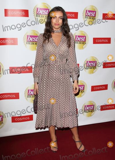 Photo - London UK Francesca Allen at The Best Heroes Awards 2019 at The Bloomsbury Hotel London on October 15th 2019Ref LMK73-J5617-161019Keith MayhewLandmark MediaWWWLMKMEDIACOM