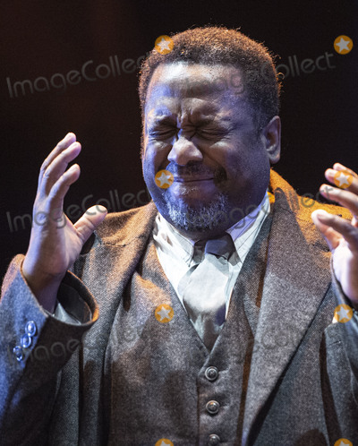 Arthur Miller Photo - London UK   Wendell Pierce  at the photo call for the Arthur Miller classic Death of a Salesman at the Piccadilly theatre West End London 1st November 2019 RefLMK386-S2535-011119 Gary MitchellLandmark Media WWWLMKMEDIACOM