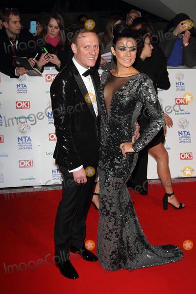 Antony Cotton Photo - London UK  220114Antony Cotton and Kym Marsh at the National Television Awards held at the O2 Arena North Greenwich22 January 2014Ref LMK73-46456-230114Keith MayhewLandmark MediaWWWLMKMEDIACOM
