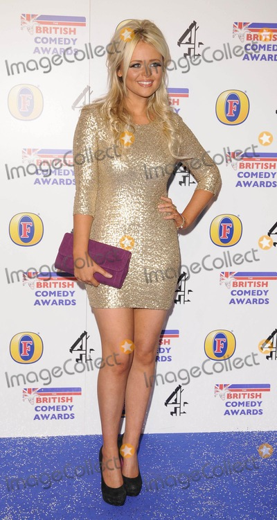 Photos From British Comedy Awards 2011
