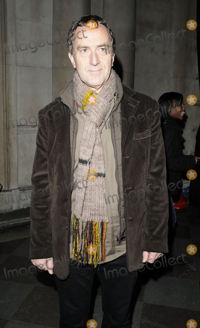 Angus Deayton Photo - LondonUK   Angus Deayton at the Somerset House Ice Rink for the Tiffany and Co VIP Launch Party Somerset House The Strand16 November 2009Ref  Can NguyenLandmark Media