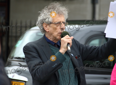 Photos From Piers Corbyn - protest