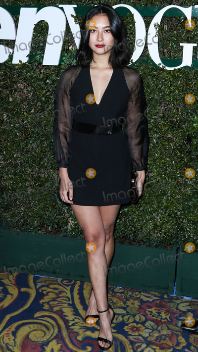 Photo - LOS ANGELES CA USA - FEBRUARY 15 Adeline Rudolph arrives at Teen Vogues 2019 Young Hollywood Party Presented By Snap held at the Los Angeles Theatre on February 15 2019 in Los Angeles California United States (Photo by Xavier CollinImage Press Agency)