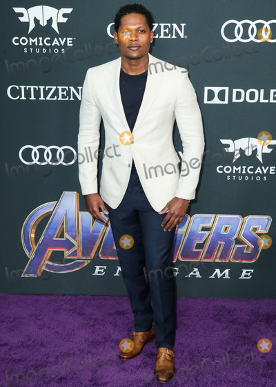 Algenis Perez Photo - LOS ANGELES CALIFORNIA USA - APRIL 22 Actor Algenis Perez Soto arrives at the World Premiere Of Walt Disney Studios Motion Pictures and Marvel Studios Avengers Endgame held at the Los Angeles Convention Center on April 22 2019 in Los Angeles California United States (Photo by Xavier CollinImage Press Agency)