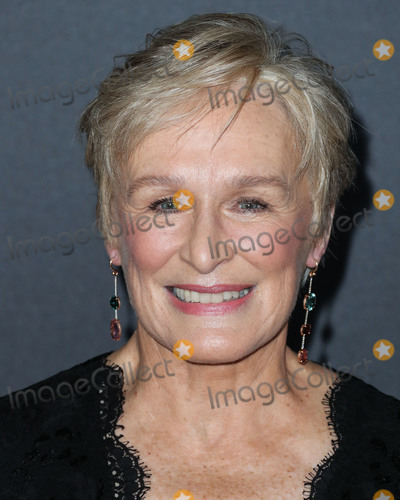 Photo - BEVERLY HILLS LOS ANGELES CA USA - NOVEMBER 04 Actress Glenn Close wearing a black lace Ralph Lauren Collection dress arrives at the 22nd Annual Hollywood Film Awards held at The Beverly Hilton Hotel on November 4 2018 in Beverly Hills Los Angeles California United States (Photo by Xavier CollinImage Press Agency)