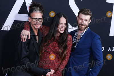 Chelsea Tyler Photo - HOLLYWOOD LOS ANGELES CALIFORNIA USA - SEPTEMBER 18 Steven Tyler Chelsea Tyler and Jon Foster arrive at the Los Angeles Premiere Of 20th Century Foxs Ad Astra held at ArcLight Cinemas Hollywood Cinerama Dome on August 18 2019 in Hollywood Los Angeles California United States (Photo by Xavier CollinImage Press Agency)