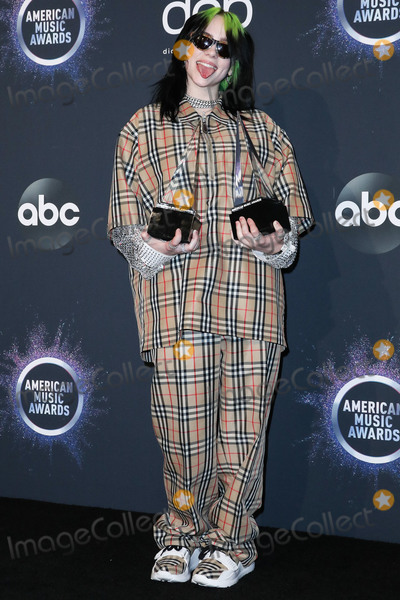 Photos From 2019 American Music Awards - Press Room