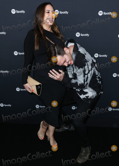 Andy Grammer Photo - (FILE) Andy Grammer and Wife Aijia Lise Grammer Welcome Daughter Israel Blue Grammer Andy Grammer and Aijia Lise Grammer are welcoming their second child WEST HOLLYWOOD LOS ANGELES CALIFORNIA USA - JANUARY 23 Aijia Lise Grammer and husbandsinger Andy Grammer arrive at the Spotify Best New Artist 2020 Party held at The Lot Studios on January 23 2020 in West Hollywood Los Angeles California United States (Photo by Xavier CollinImage Press Agency)