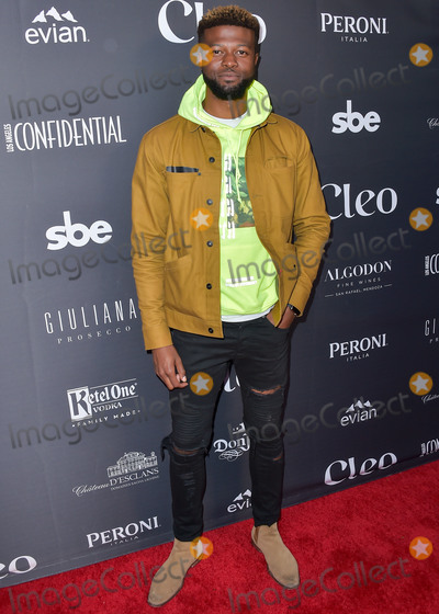 Alonzo Brown Photo - HOLLYWOOD LOS ANGELES CALIFORNIA USA - JUNE 14 Alonzo Brown arrives at the sbe Celebrates The Grand Re-Opening And Debut Of Cleo Hollywood held at Cleo Hollywood on June 14 2019 in Hollywood Los Angeles California United States (Photo by Image Press Agency)