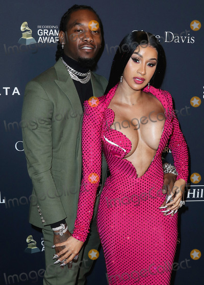 Photo - (FILE) Cardi B Files for Divorce from Offset After 3 Years of Marriage