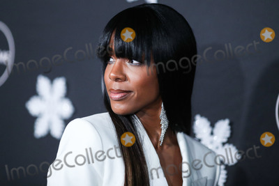 Photo - WESTWOOD LOS ANGELES CALIFORNIA USA - OCTOBER 22 Singer Kelly Rowland arrives at the Its A Wonderful Lifetime Holiday Party held at STK Los Angeles at W Los Angeles - West Beverly Hills on October 22 2019 in Westwood Los Angeles California United States (Photo by Xavier CollinImage Press Agency)