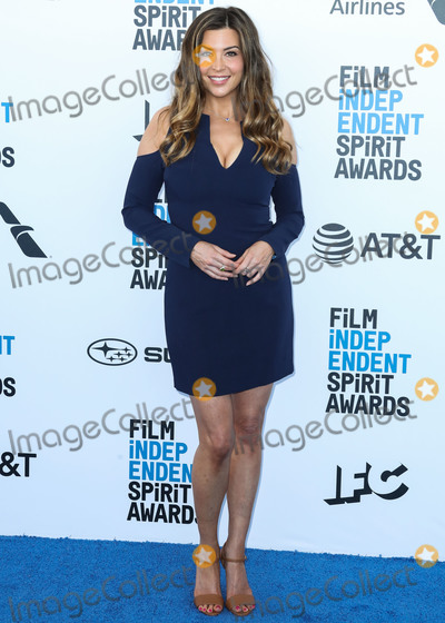 Ashley Cusato Photo - SANTA MONICA LOS ANGELES CA USA - FEBRUARY 23 Actress Ashley Cusato arrives at the 2019 Film Independent Spirit Awards held at the Santa Monica Beach on February 23 2019 in Santa Monica Los Angeles California United States (Photo by Xavier CollinImage Press Agency)