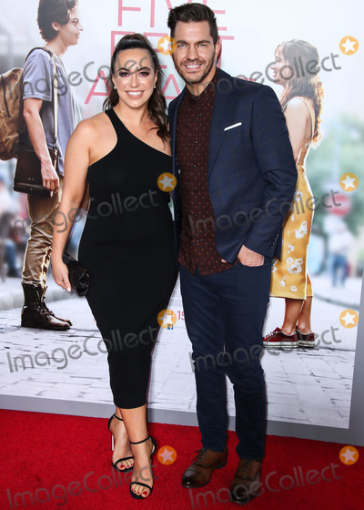 Andy Grammer Photo - (FILE) Andy Grammer and Wife Aijia Lise Grammer Welcome Daughter Israel Blue Grammer Andy Grammer and Aijia Lise Grammer are welcoming their second child WESTWOOD LOS ANGELES CALIFORNIA USA - MARCH 07 Aijia Lise Grammer and husbandsinger Andy Grammer arrive at the Los Angeles Premiere Of Lionsgates Five Feet Apart held at the Fox Bruin Theatre on March 7 2019 in Westwood Los Angeles California United States (Photo by Xavier CollinImage Press Agency)