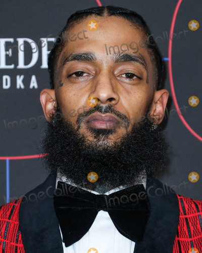 Photos From (FILE) Rapper Nipsey Hussle killed in shooting outside his L.A. store