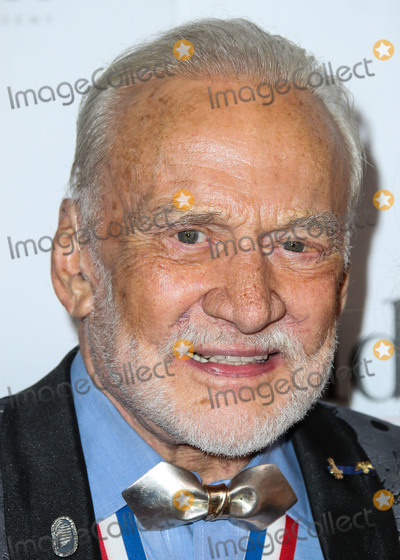 Photo - BEVERLY HILLS LOS ANGELES CA USA - JANUARY 18 Astronaut Buzz Aldrin arrives at the 16th Annual Living Legends Of Aviation Awards held at The Beverly Hilton Hotel on January 18 2019 in Beverly Hills Los Angeles California United States (Photo by Xavier CollinImage Press Agency)