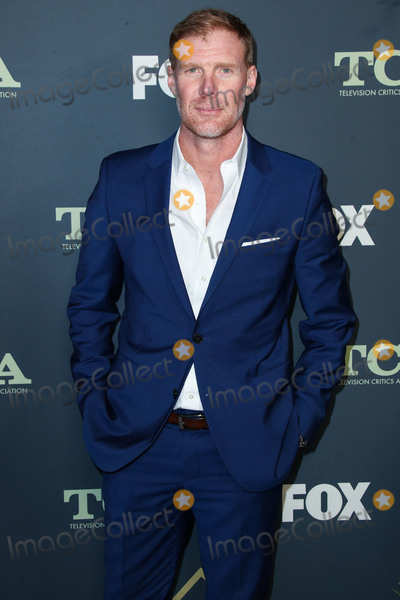 Alexi Lalas Photo - PASADENA LOS ANGELES CA USA - FEBRUARY 06 Actor Alexi Lalas arrives at the FOX Winter TCA 2019 All-Star Party held at The Fig House on February 6 2019 in Pasadena Los Angeles California United States (Photo by Xavier CollinImage Press Agency)