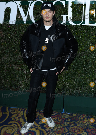 Photo - LOS ANGELES CA USA - FEBRUARY 15 Actor Brandon Thomas Lee arrives at Teen Vogues 2019 Young Hollywood Party Presented By Snap held at the Los Angeles Theatre on February 15 2019 in Los Angeles California United States (Photo by Xavier CollinImage Press Agency)