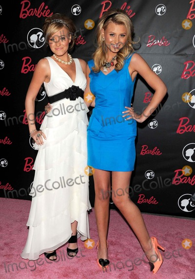 Alyson Renae Michalka Photo - Barbies 50th Birthday Party Held at the Real Barbie Dreamhouse in Malibu California on March 09 2009 Photo David Longendyke-Globe Photos Inc2009 Image Aj Michalka Alyson Renae Michalka
