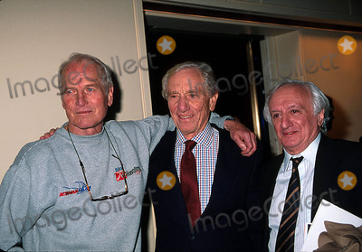 A E Hotchner Photo - Sd1119 the Hole in the Wall Gang Camp Post Performance Benefit Paul Newman Ae Hotchner (Director) and Frank Corsano (Director) Photosonia MoskowitzGlobe Photos Inc 2001 Paulnewmanretro
