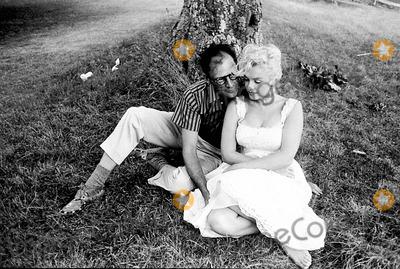 Photo - Marilyn Monroe at Arthur Millers Estate Near Roxbury Conn Photo Bympc ProductionipolGlobe Photos Inc