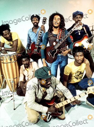 Photo - Bob Marley Photo by Gary MerrinGlobe Photosinc