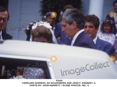 Photos and Pictures - Caroline Kennedy, Ed Sclossberg and