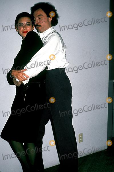 Antonio Lopez Photo - Tina Chow with Antonio Lopez Photo by Rose HartmanGlobe Photos Inc
