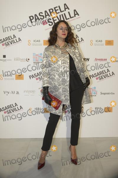 Photo - Spanish actress Monica Estarreado portraits