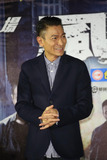 Andy Lau Photo - Cast member Andy Lau attends premiere of film Firestorm in TaipeiChina on Monday December 162013Credit Topphotoface to face- No rights for China and Taiwan -