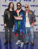 Thirty Seconds to Mars Photo - 27 August  2017 - Los Angeles California - Thirty Seconds to Mars 2017 MTV Video Music Awards held at The Forum in Los Angeles Photo Credit Birdie ThompsonAdMedia