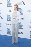 Amanda Seyfried Photo - 23 February 2019 - Santa Monica California - Amanda Seyfried 2019 Film Independent Spirit Awards - Arrivals held at the Santa Monica Pier Photo Credit Faye SadouAdMedia