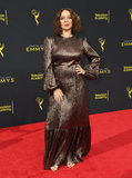 Maya Rudolph Photo - 15 September 2019 - Los Angeles California - Maya Rudolph 2019 Creative Arts Emmys Awards - Arrivals held at Microsoft Theater LA Live Photo Credit Birdie ThompsonAdMedia