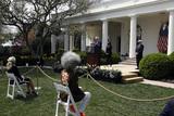 White House Photo - US President Joe Biden delivers remarks on gun violence prevention in the Rose Garden of the White House in Washington on April 8 2021 Credit Yuri Gripas  Pool via CNPAdMedia