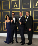 Michael Bubl Photo - 09 February 2020 - Hollywood California -     Andrew Buckland Michael McCusker Julia Louis-Dreyfus Will Ferrel attend the 92nd Annual Academy Awards presented by the Academy of Motion Picture Arts and Sciences held at Hollywood  Highland Center Photo Credit Theresa ShirriffAdMedia