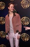 Ansel Elgort Photo - 02 April 2019 - Las Vegas NV - Ansel Elgort 2019 CinemaCon WB Studio Presentation Red Carpet at Caesars Palace Photo Credit MJTAdMedia