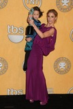 Aubrey Anderson-Emmons Photo - 29 January 2012 - Los Angeles California - Julie Bowen Aubrey Anderson-Emmons 18th Annual Screen Actors Guild Awards - Press Room held at The Shrine Auditorium Photo Credit Byron PurvisAdMedia