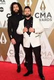 Shai Photo - 13 November 2019 - Nashville Tennessee - Dan Smyers Shay Mooney Dan  Shay 53rd Annual CMA Awards Country Musics Biggest Night held at Music City Center Photo Credit Laura FarrAdMedia